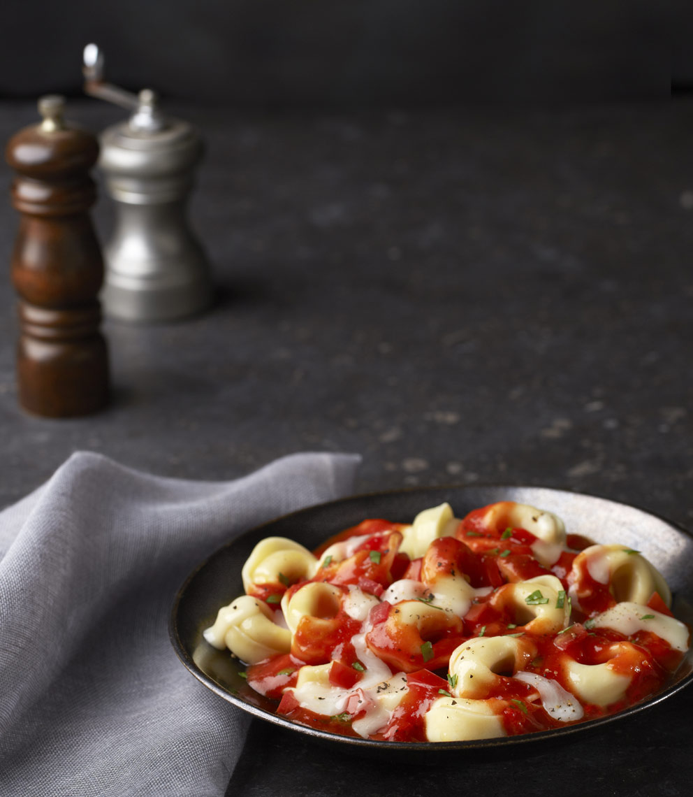 Bertolli Tortellini Pasta, Rose Hodges Food Photography , San Francisco