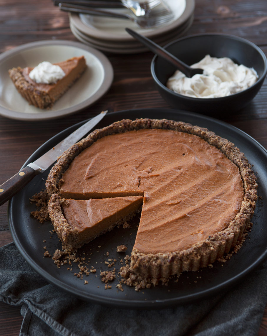 food lifestyle photographer san francisco , Pumpkin Pie
