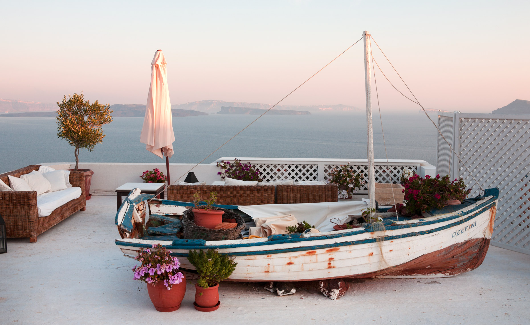 Santorini Greece, fine art, white, Rose Hodges Food Photography San Francisco