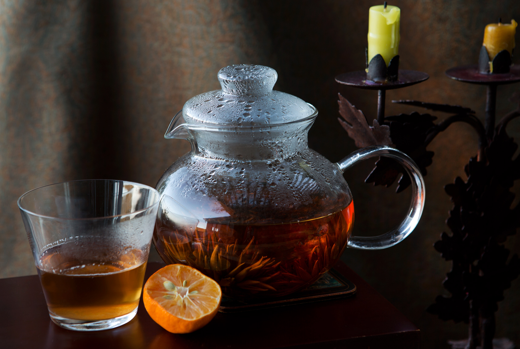 jasmine tea, Rose Hodges Food Photography San Francisco
